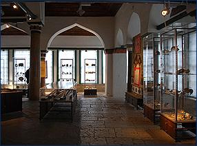 Sehenswürdigkeiten im Byzantinischen Museum von Ioannina
