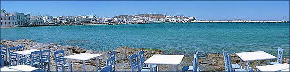 Die griechische Inselwelt hat zahlreiche Inseln und beheimatet unzählige Sehenswürdigkeiten