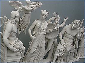 Viele der antiken Sehenswürdigkeiten werden in Museen oder Galerien ausgestellt